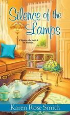 Silence of the Lamps (A Caprice De Luca Mystery)-ExLibrary