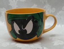 MARVIN THE MARTIAN Looney Tunes S02 Coffee Soup Tea Cup Warner Bros Six Flags