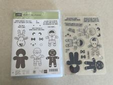 Cookie-Cutter Christmas Photopolymer Stamp Set from Stampin Up BRAND NEW RETIRED