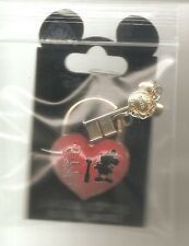 Ltd. Ed. Cast Exclusive - One True Love - Valentine's Day Mickey Dangle Pin