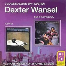 Voyager / Time Is Slipping Away - Dexter Wansel (CD 1979)