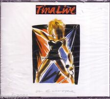 TINA TURNER Live in Europe 2CD Box Classic 70s 80s Pop Greatest Anthology Rare