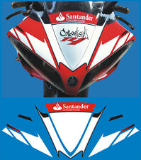 adesivo cupolino Yamaha R1 2008 - adesivi/adhesives/stickers/decal