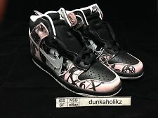 Nike Dunk SB Unkle Size 6.5 Paris Supreme