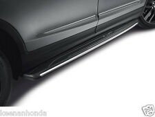 Genuine OEM Honda Pilot Chrome Running Board Set 2016 - 2017 Boards Kit Pair