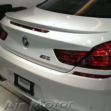 M6 Style Painted Your Color Trunk Spoiler 11-14 BMW F13 640i 650i Coupe Only