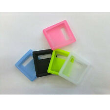Silicon Case for  iPod Nano 6 (6th Generation) - Black
