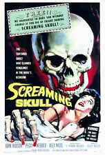 "THE SCREAMING SKULL Movie Poster [Licensed-NEW-USA] 27x40"" Theater Size"