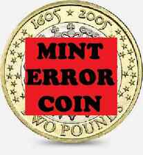 2005 £2 GUN POWDER PLOT GUY FAWKES ERROR PEMEMBER TWO POUND COIN HUNT 11/32 2 !