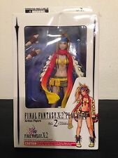 Final Fantasy X-2 Rikku Collectible Action Figure Square Enix Play Arts FFX-2