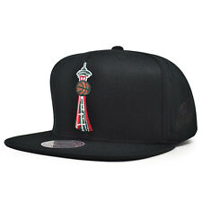 Seattle Supersonics Mitchell & Ness ELEMENTS Snapback NBA Hat