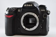 [Very Good] Nikon D200 10.2 MP Black (Body) Digital SLR Camera
