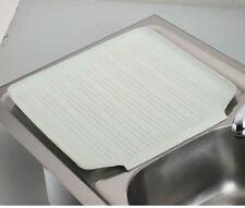 New Kitchen Craft Rubber Sink Draining Board Mat 51cm x 41cm KCDMAT