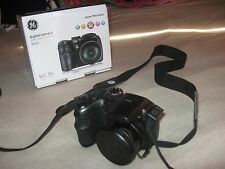 GE X400 14.1 MP Digital Camera - Black