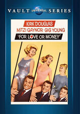 For Love or Money DVD (1963) - Kirk Douglas, Mitzi Gaynor, Gig Young