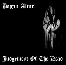 NEW Judgement Of The Dead by Pagan Altar CD (CD) Free P&H