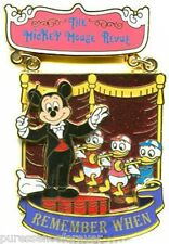 Disney Pin: WDW White Glove - Remember When: The Mickey Mouse Revue (LE 750)