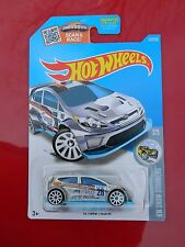 Hot Wheels '12 Ford Fiesta HW Snow Stormers Zamac 157 2016