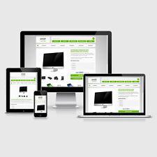 eBay Auktionsvorlage Avis Grün Responsive Design HTML Template Vorlage