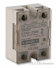 OMRON INDUSTRIAL AUTOMATION   G3NA-210B 5-24DC   SSR, 10A