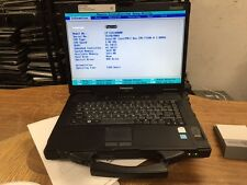 Lot of 10 Panasonic Toughbook CF-52 CF-C2D 1.80Ghz 1GB  Laptop -No HDD W/ Bat.