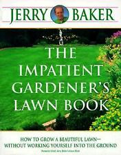 Jerry Baker - Impatient Gardeners Lawn Book (1987) - Used - Trade Paper (Pa