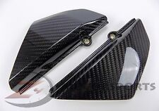 2015-2017 Scrambler Side Engine Mid Cover Panel Fairing Cowl 100% Carbon Fiber