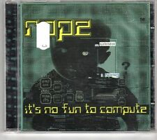 (GM405) Rope, It's No Fun To Compute - 2000 CD