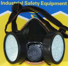 Anti Dust Mask Respirator + 6 cartridges / filters