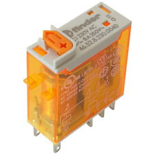 Finder 46.52.8.230.0040 Industrie-Relais 230V AC 2xUM 8A 250V AC Relay 855786