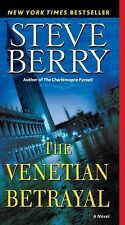 G, The Venetian Betrayal (Cotton Malone), Steve Berry, 0345485785, Book