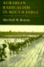 Agrarian Radicalism in South India