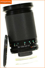 Tamron 35-135mm F3.5-4.2 CF Tele Macro Manual Focus Lens Adaptall   Free UK Post