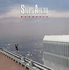 STEPS AHEAD - MAGNETIC   CD NEU