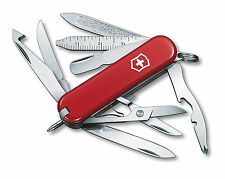 Victorinox Swiss Army Knife MiniChamp - Red  Model 53973 Free Shipping
