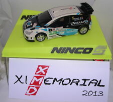NINCO 50609 CITROEN C4 LIGHTNING  XMD  XI MEMORIAL 2013  LTED.ED  50 UNITS  MB