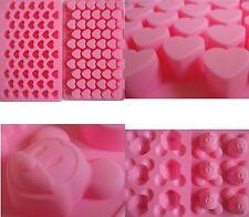 2x Pralinenform Backform Eiswürfelform 100% Silikon Schokoladenform Seifenform