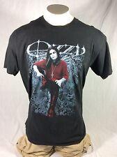 Ozzy Osbourne Mens XL Graphic T Shirt Black Color Cotton Blend