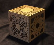 "6"" Hellraiser Puzzle Box - Curio Box (opens for inside storage)"
