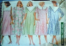 Vintage Butterick Ladies Maternity Dresses size 14 to 16 Sewing Pattern no:6023