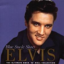 ELVIS PRESLEY BLUE SUEDE SHOES - THE ULTIMATE ROCK & ROLL COLLECTION CD