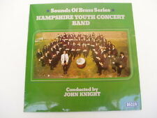 HAMPSHIRE YOUTH CONCERT BAND - Scarce LP