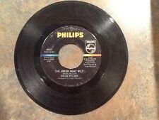 45RPM ORIGINAL RECORDING AND LABEL:THE JOKER WENT WILD-BRIAN HYLAND PHILIPS