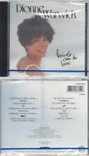 CD--NM-SEALED-DIONNE WARWICK -1985- -- FRIENDS CAN BE LOVERS