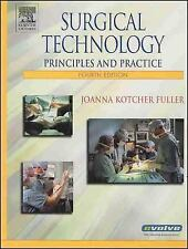 Surgical Technology: Principles and Practice 4th ed by Joanna K Fuller 2005 EUC!