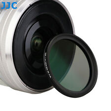 JJC 46mm Ultra Slim Multi-Coated Circular Polarizing CPL Filter fit Olympus 17mm