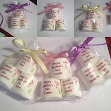 Mothers Day Personalised Marshmallows Novelty Gift