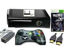 Xbox 360 Console (Mw3 Controller) ( Call Of Duty Ghost) (wifi adapt) (2x Hdmi)