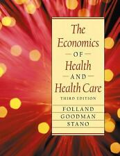 The Economics of Health and Health Care (3rd Edition)-ExLibrary