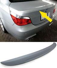 5er BMW E60 03-10  HECKSPOILER SPOILERLIPPE M TECH LOOK